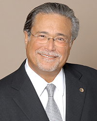 Portrait of Micky Arison